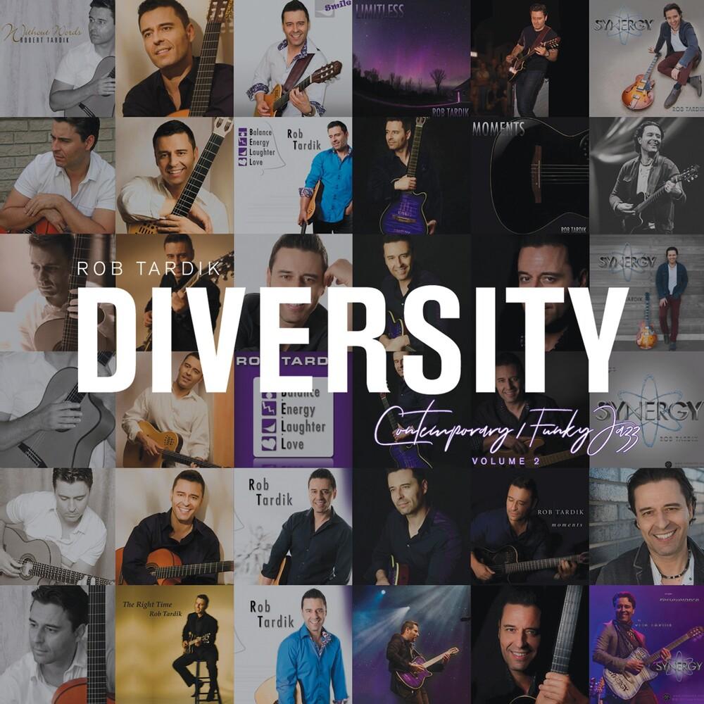 Rob Tardik - Diversity 2