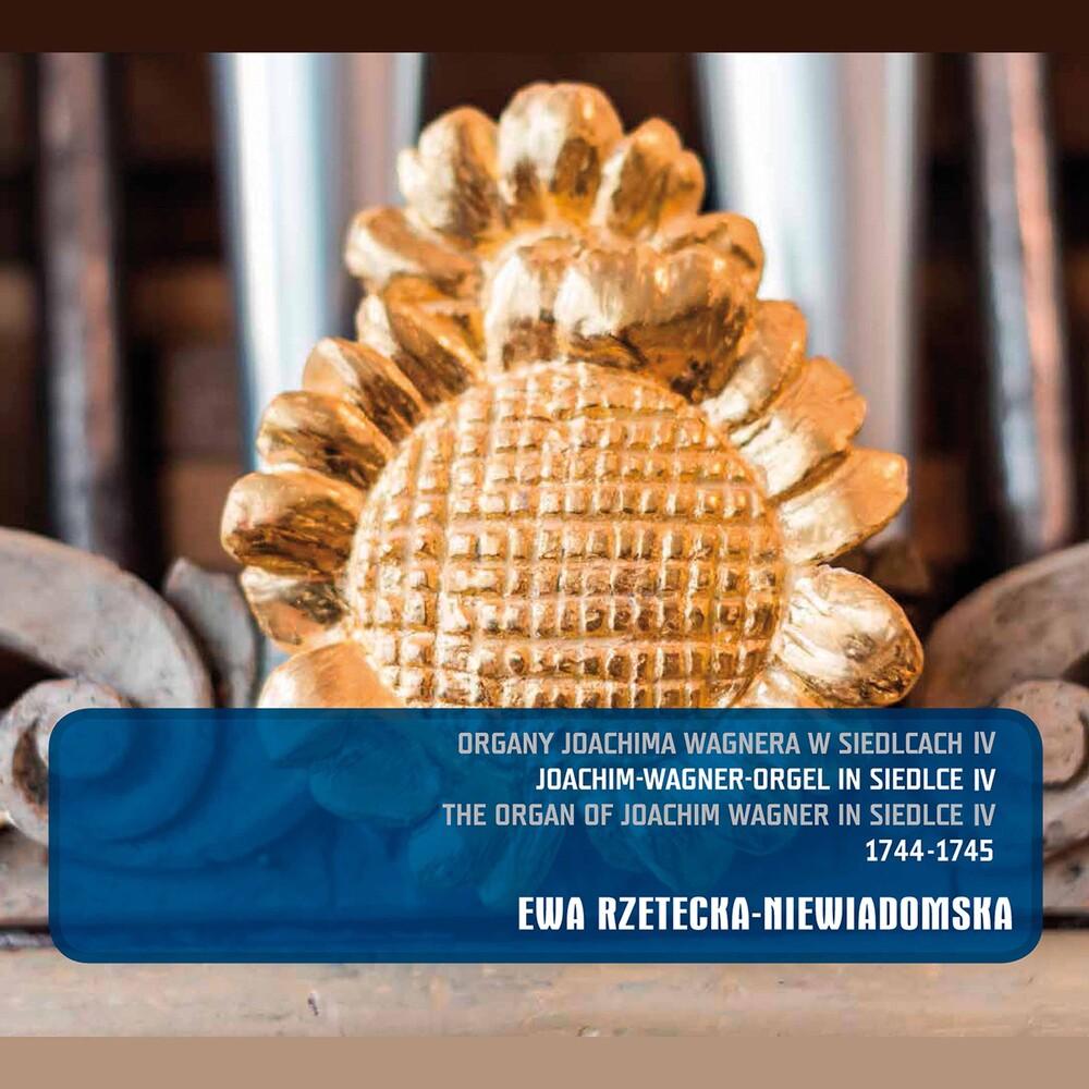 Organ Of Joachim Wagner / Various - Organ Of Joachim Wagner / Various