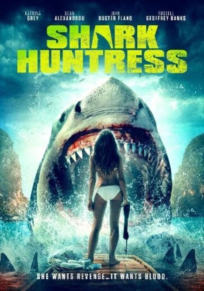 - Shark Huntress