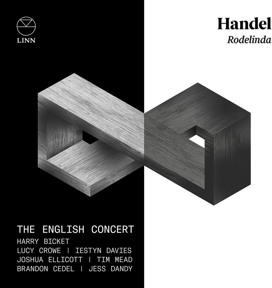 Handel / English Concert - Rodelinda