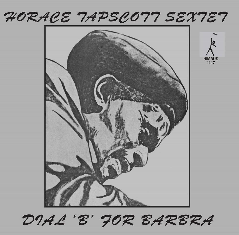 Horace Tapscott - Dial 'b' For Barbra (Gate) [180 Gram]