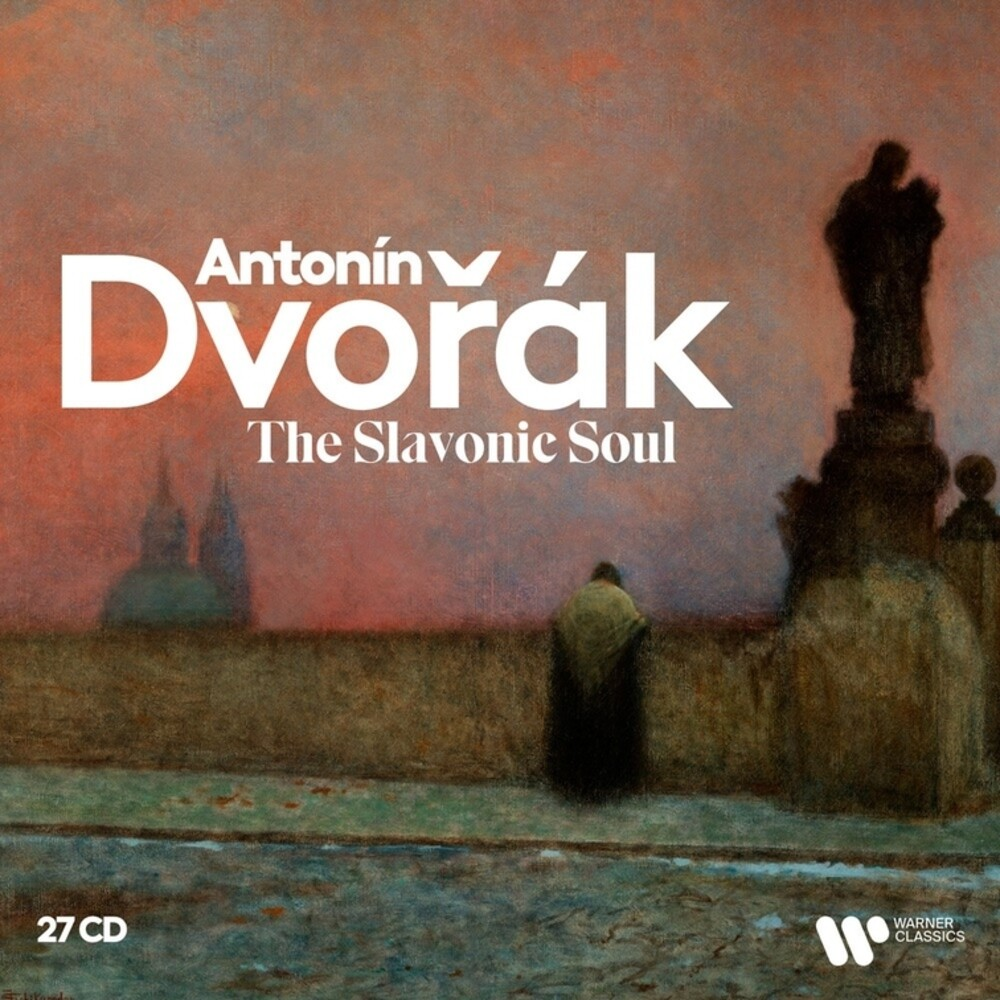 Libor Pesek  / Giulini,Carlo Maria / Rostropovich - Dvorak Edition: The Slavonic Soul (27cd) (Box)