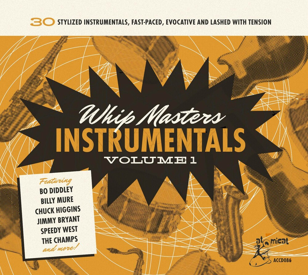 - Whip Masters Instrumental 1 (Various Artists)