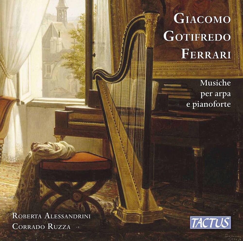 - Musiche Per Arpa E Pianoforte
