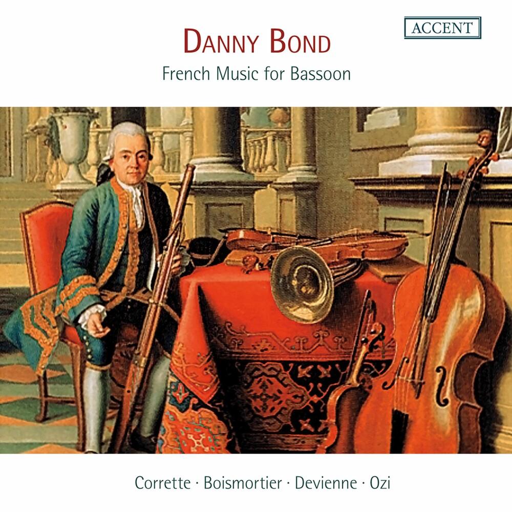 Boismortier / Bond / Kohnen - French Music For Bassoon (3pk)