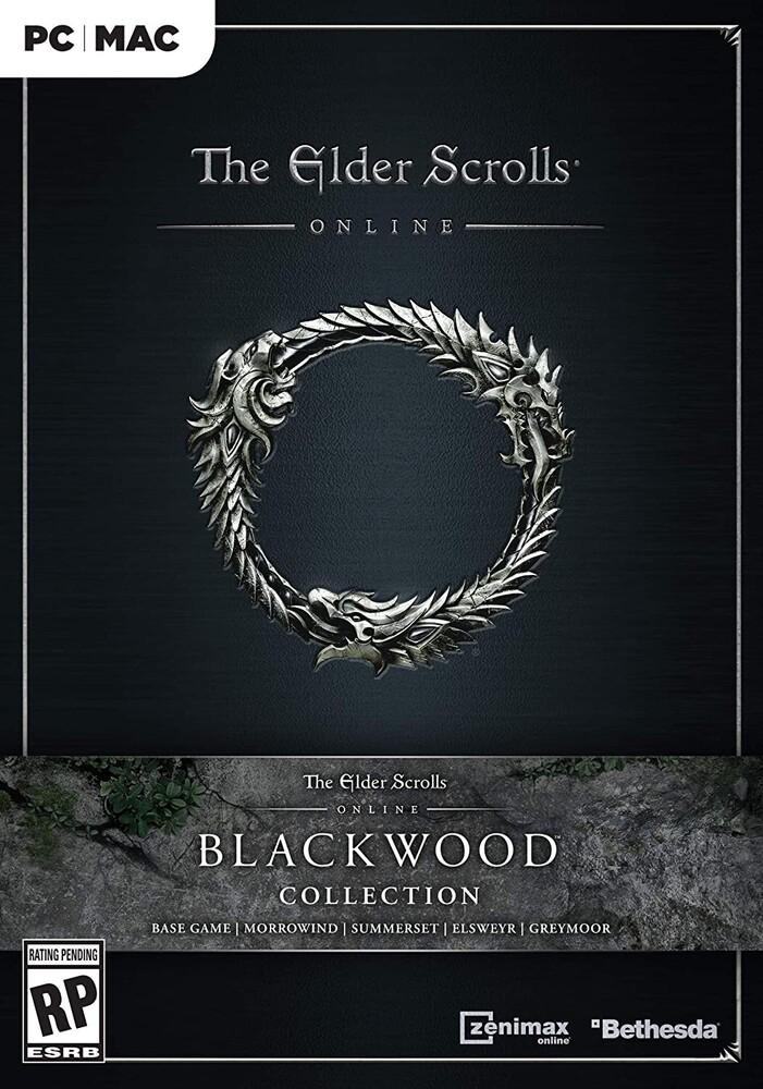 PC Elder Scrolls Online: Blackwood - Pc Elder Scrolls Online: Blackwood (Pc)