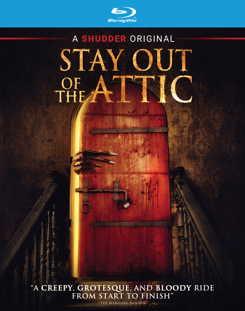 - Stay Out Of The Attic Bd / (Sub)