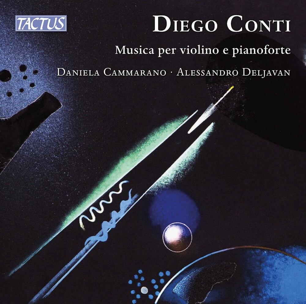 Conti / Cammarano / Deljavan - Musica Per Violino E Pianofort