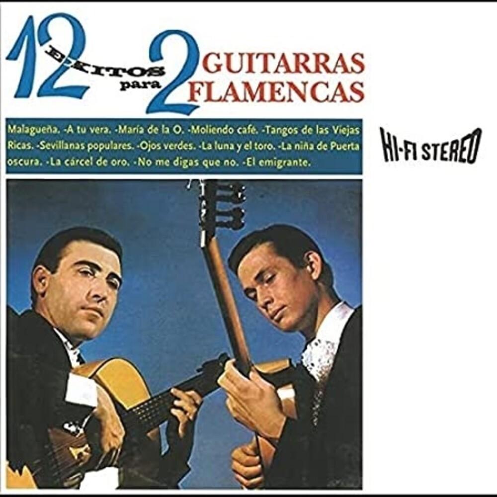 De Paco Lucia - 12 Exitos Para Dos Guitarras Flamencas (Spa)