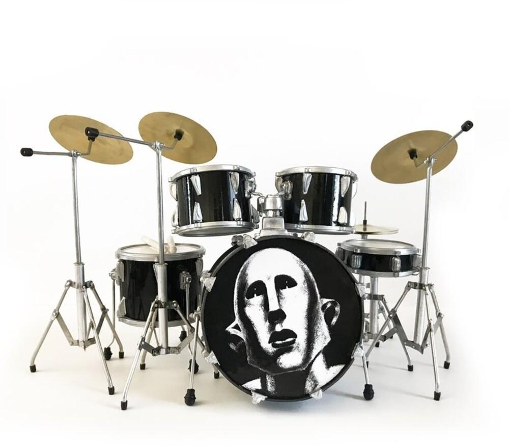 - Roger Taylor Queen Notw Robo Mini Drum Kit (Clcb)