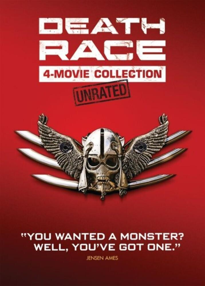 - Death Race 4-Movie Collection (3pc) / (3pk)