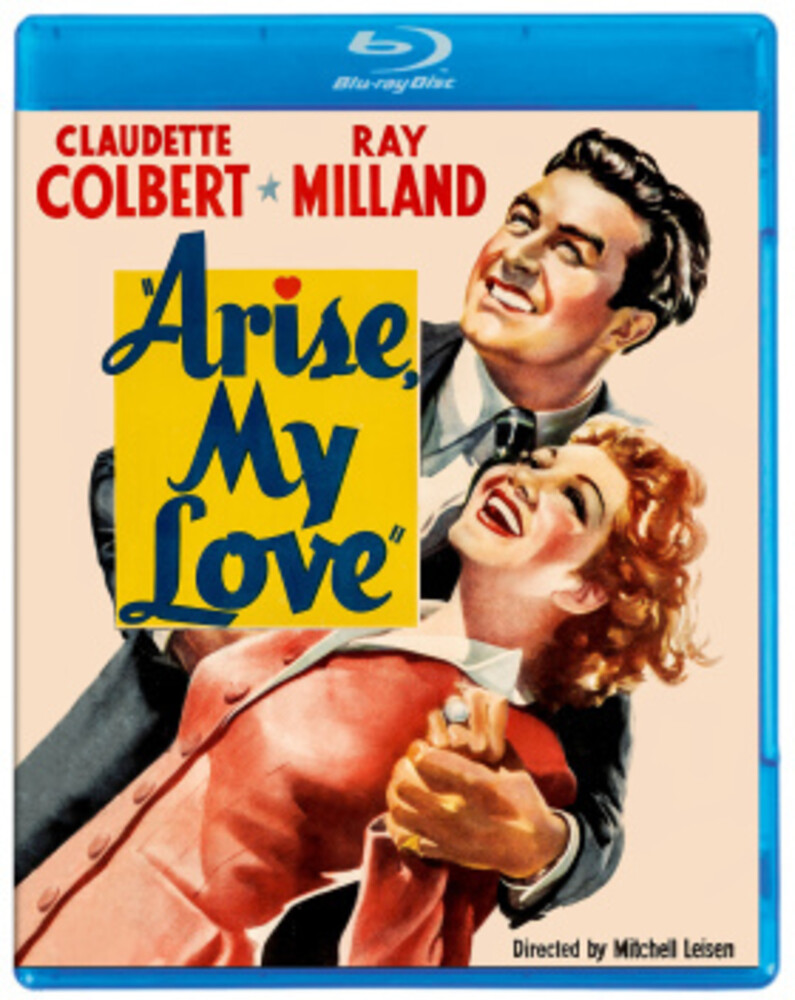 Arise My Love (1940) - Arise My Love (1940)