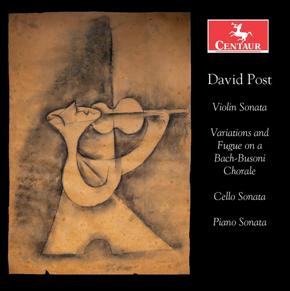 Post / Wang / Levin - Sonatas