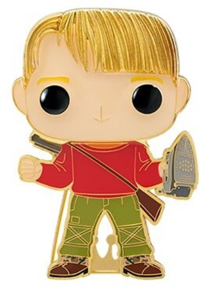 Funko Pop! Pins: - Home Alone: Kevin (Vfig)