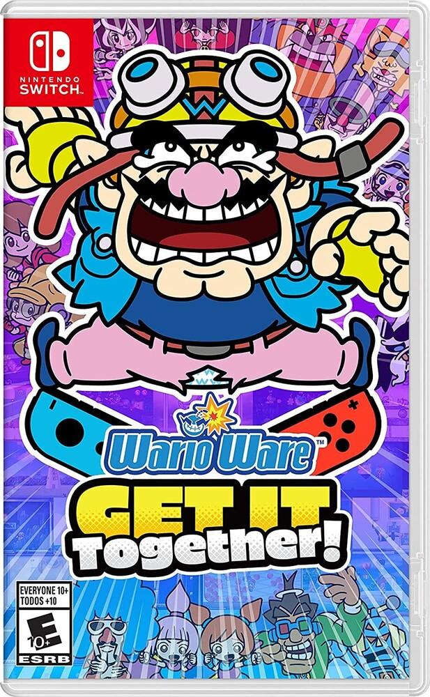 Swi Warioware: Get It Together - Warioware: Get It Together! for Nintendo Switch