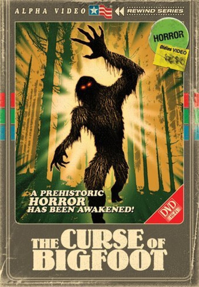 Curse of Bigfoot - Curse Of Bigfoot