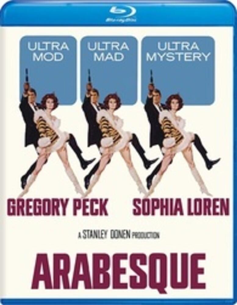 Arabesque (1966) - Arabesque (1966) / (Spec)