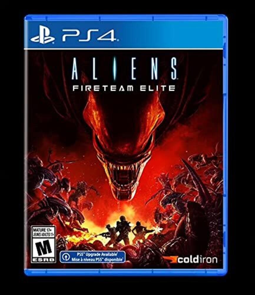 - Ps4 Aliens Fireteam Elite