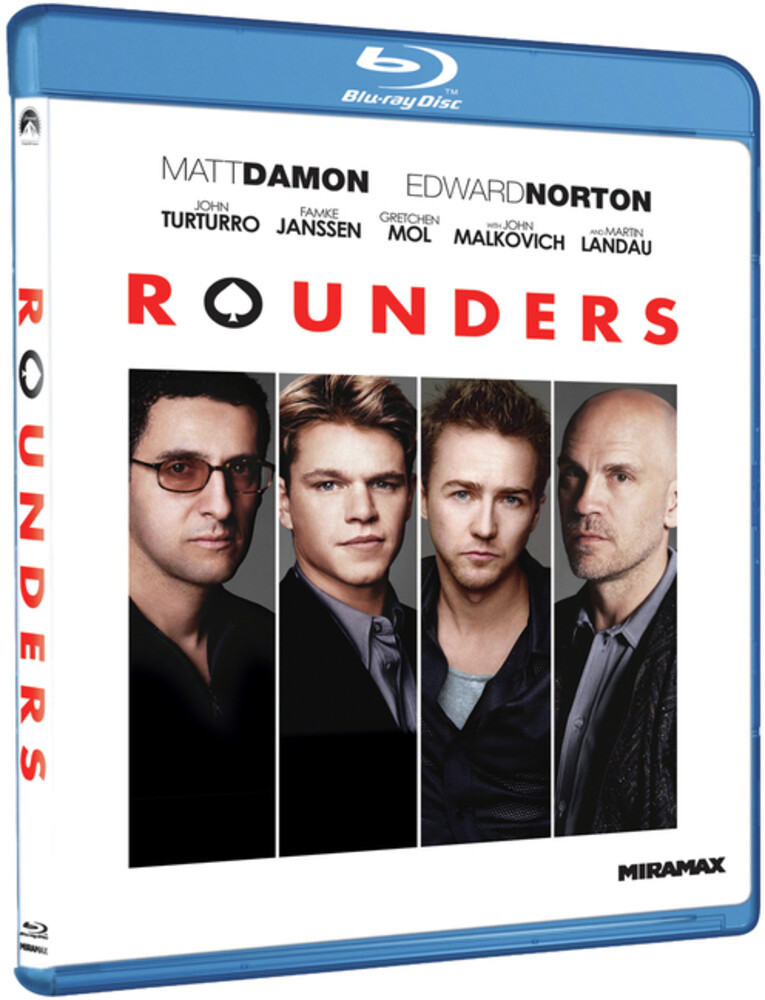 Rounders - Rounders / (Mod Ac3 Dol)