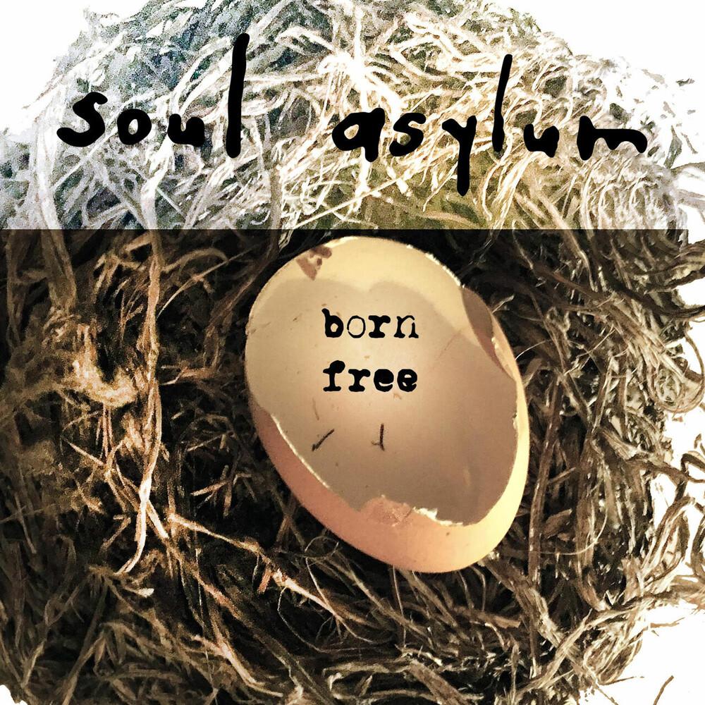 Soul Asylum - Born Free (10in)