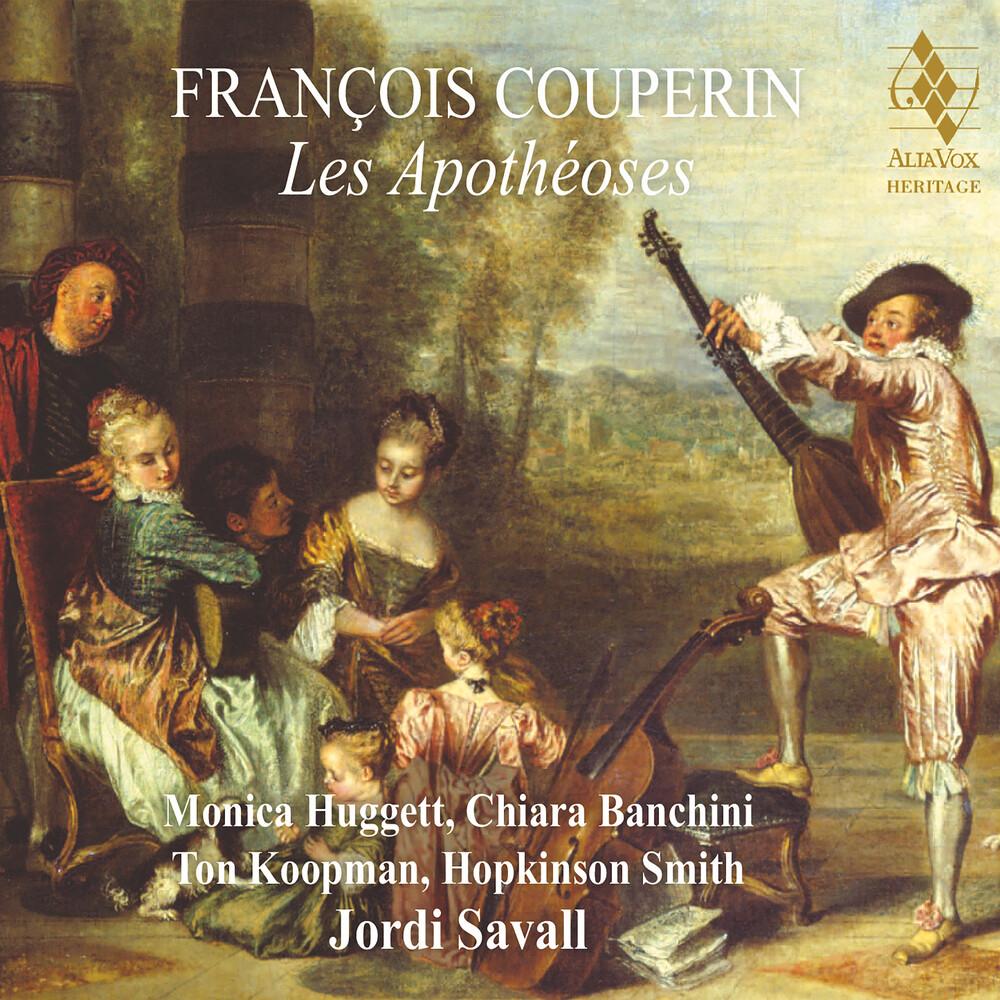 Jordi Savall - Couperin: Les Apotheoses