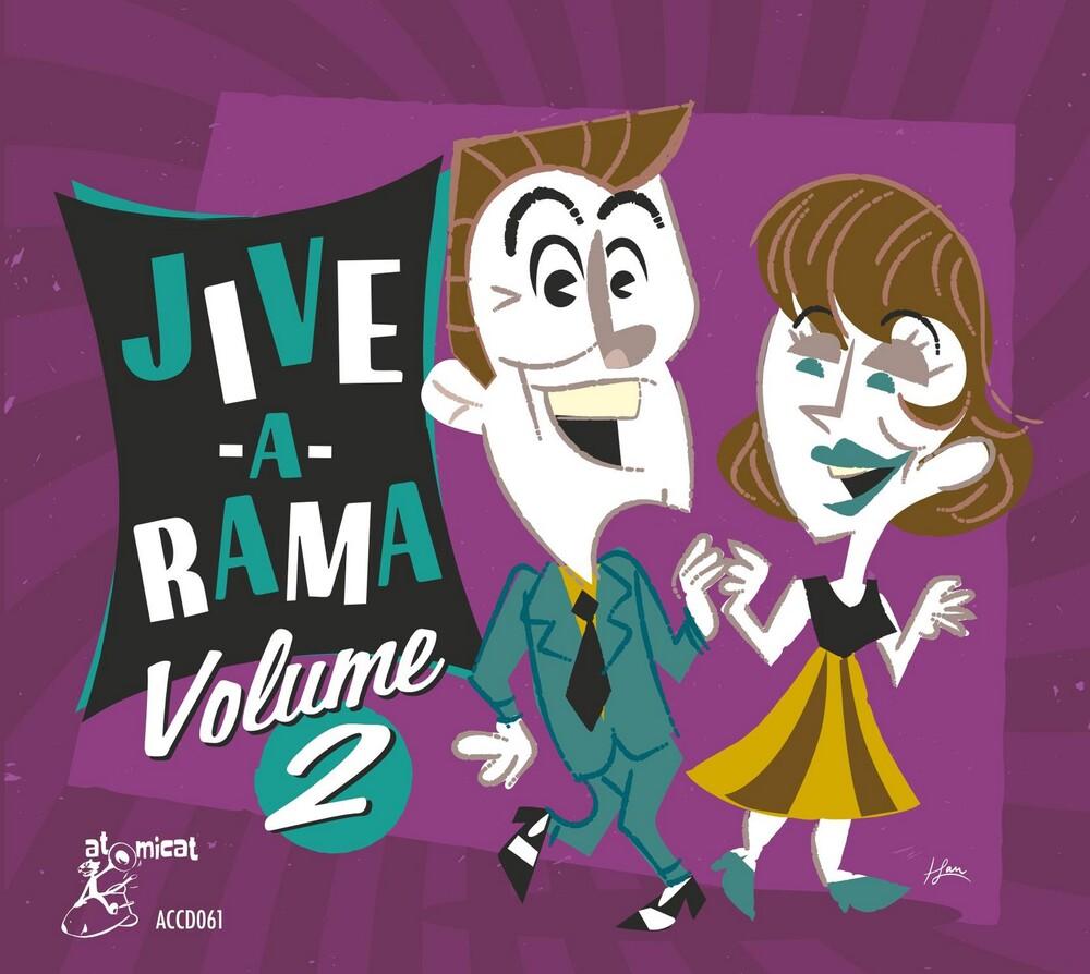 Various Artists - Jive A Rama 2 (Various Artists)