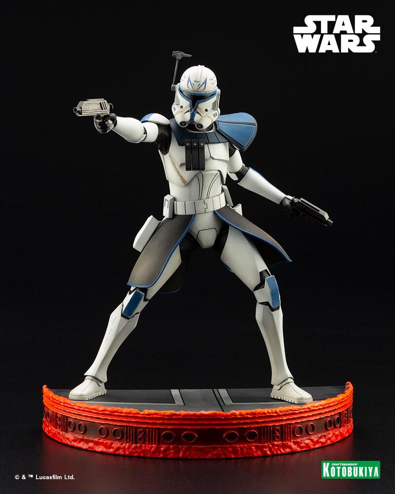 Star Wars: The Clone Wars - Artfx Captain Rex - Star Wars: The Clone Wars - Artfx Captain Rex