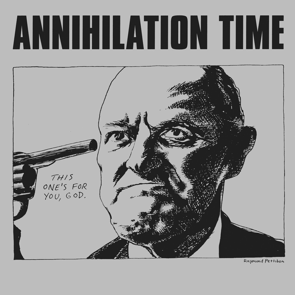 ANNIHILATION TIME - Annihilation Time [Clear Vinyl] (Can)