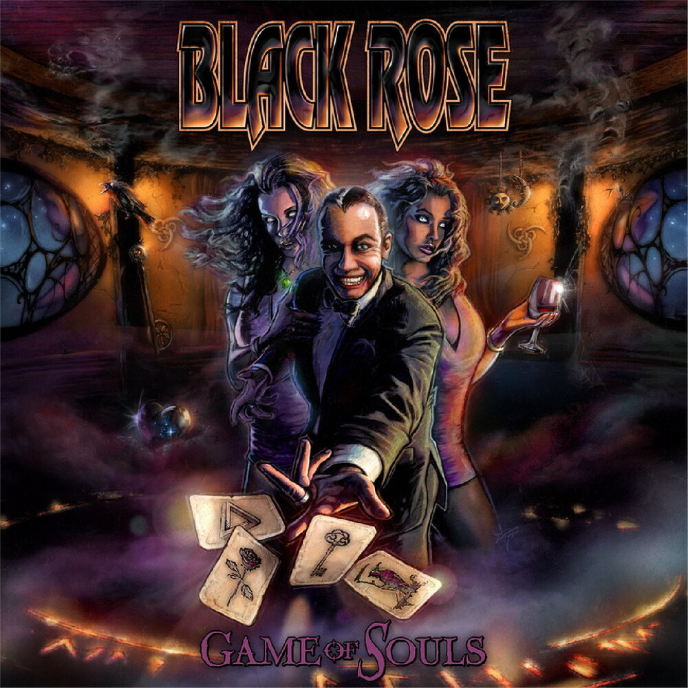 Black Rose - Game Of Souls