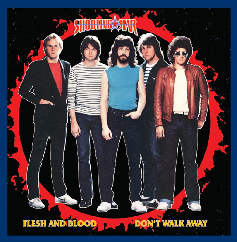 Shooting Star - Flesh & Blood / Don't Walk Away (Orange) [Colored Vinyl]