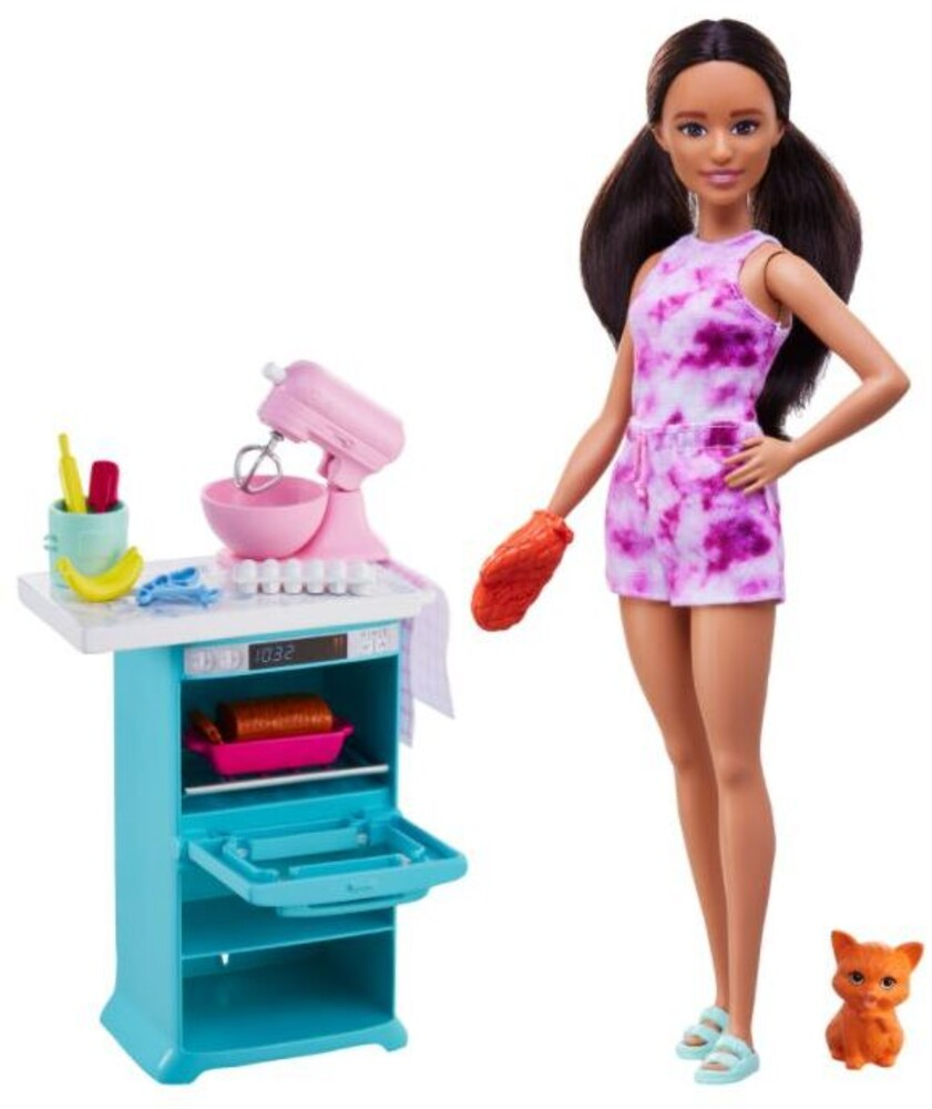 Barbie - Barbie Doll With Piece Count 1 (Papd)