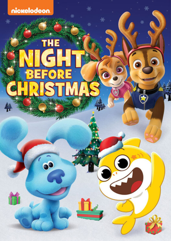 Nick Jr: Night Before Christmas - Nick Jr: Night Before Christmas / (Ac3 Dol Dub Ws)