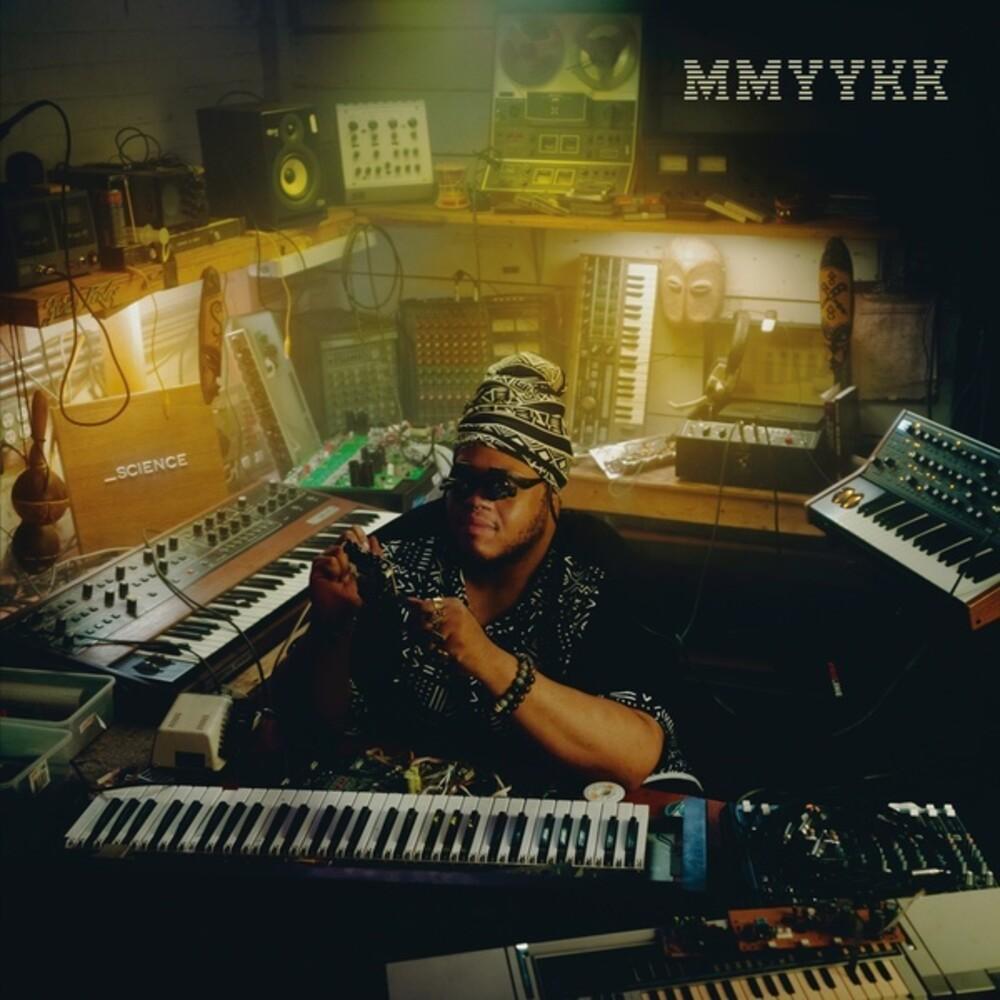 MMYYKK - Science [Colored Vinyl] (Ylw)