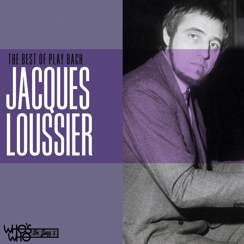 Jacques Loussier - Best Of Play Bach (Mod)