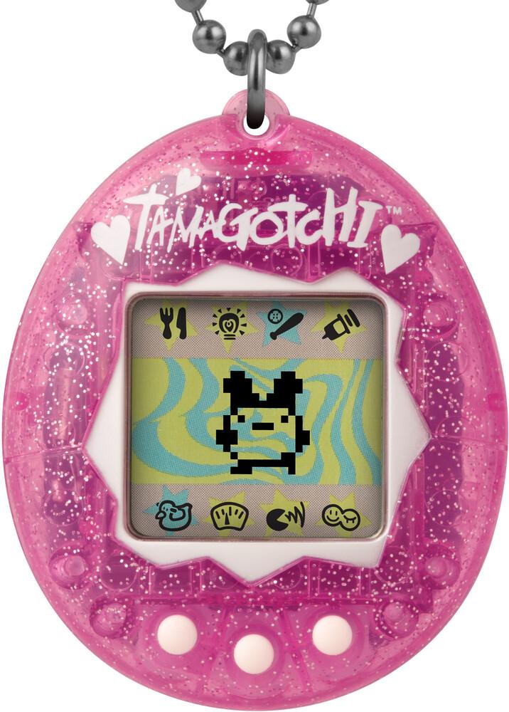 Tamagotchi - Original Tamagotchi Pink Glitter (Ig)