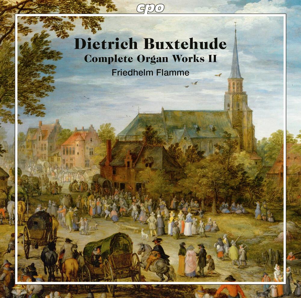 Buxtehude / Friedhelm Flamme - Complete Organ Worrks 2 (Hybr) (2pk)