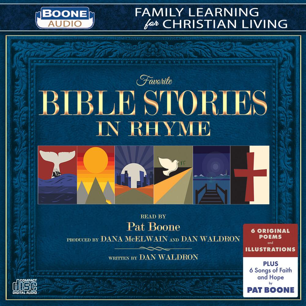 Boone, Pat / Waldron, Dan - Favorite Bible Stories In Rhyme