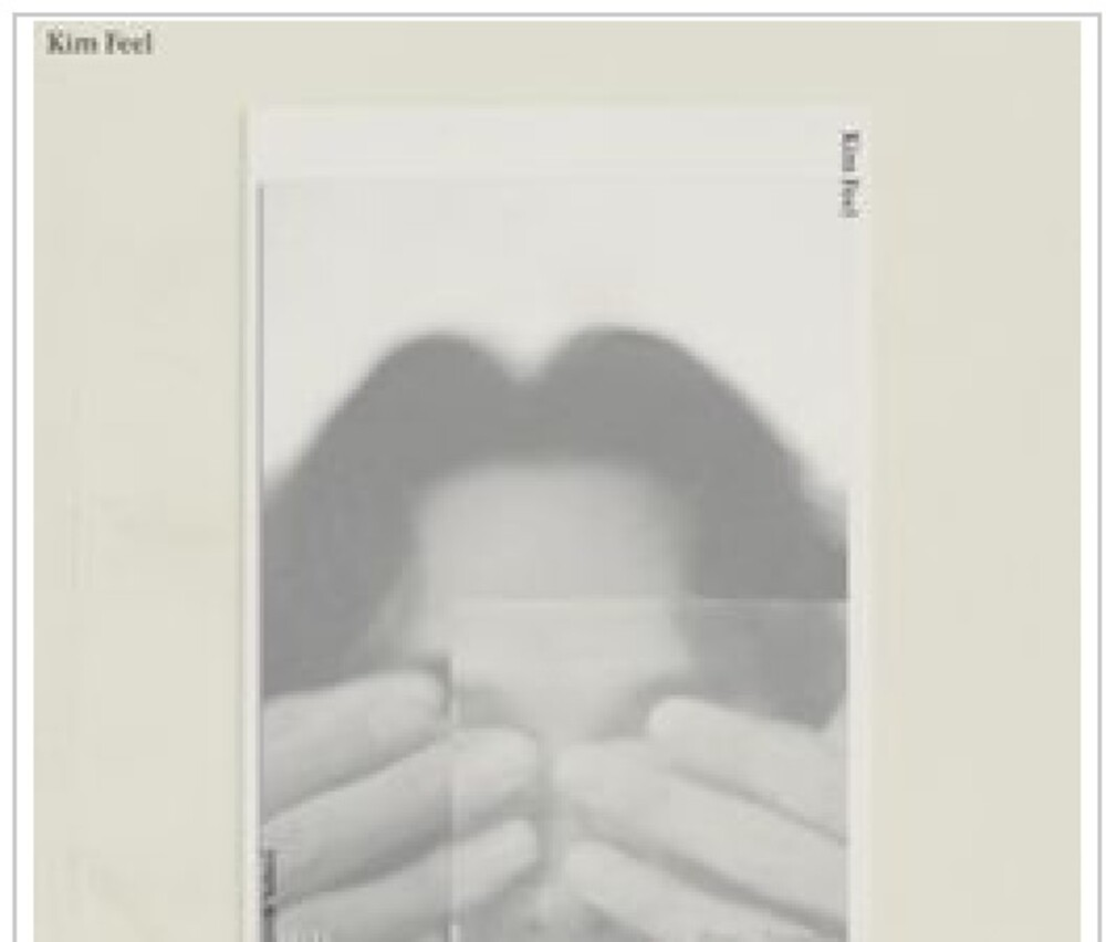 Kim Feel - Like The First Moment I Met You (Limited) (10th Anniversary Single Album) (incl. 6pc Message Card Set)