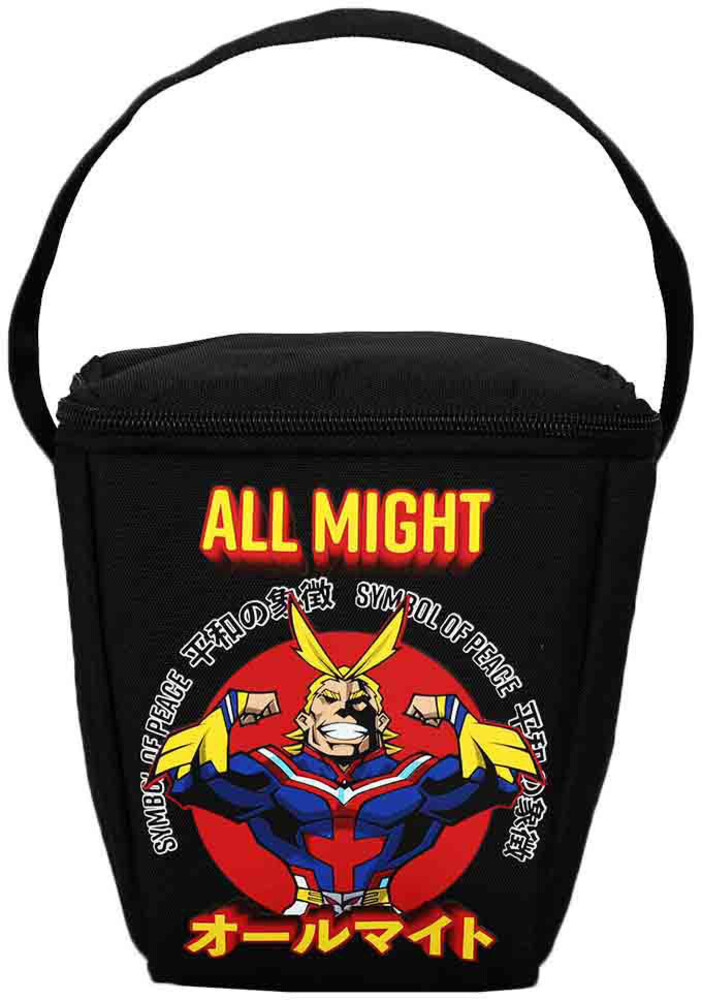 My Hero Academia All Might Lunch Tote - My Hero Academia All Might Lunch Tote (Clcb)