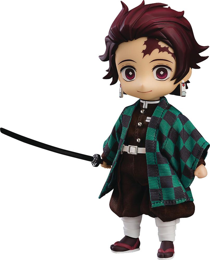 Good Smile Company - Demon Slayer Kimetsu Tanjiro Kamado Nendoroid Doll