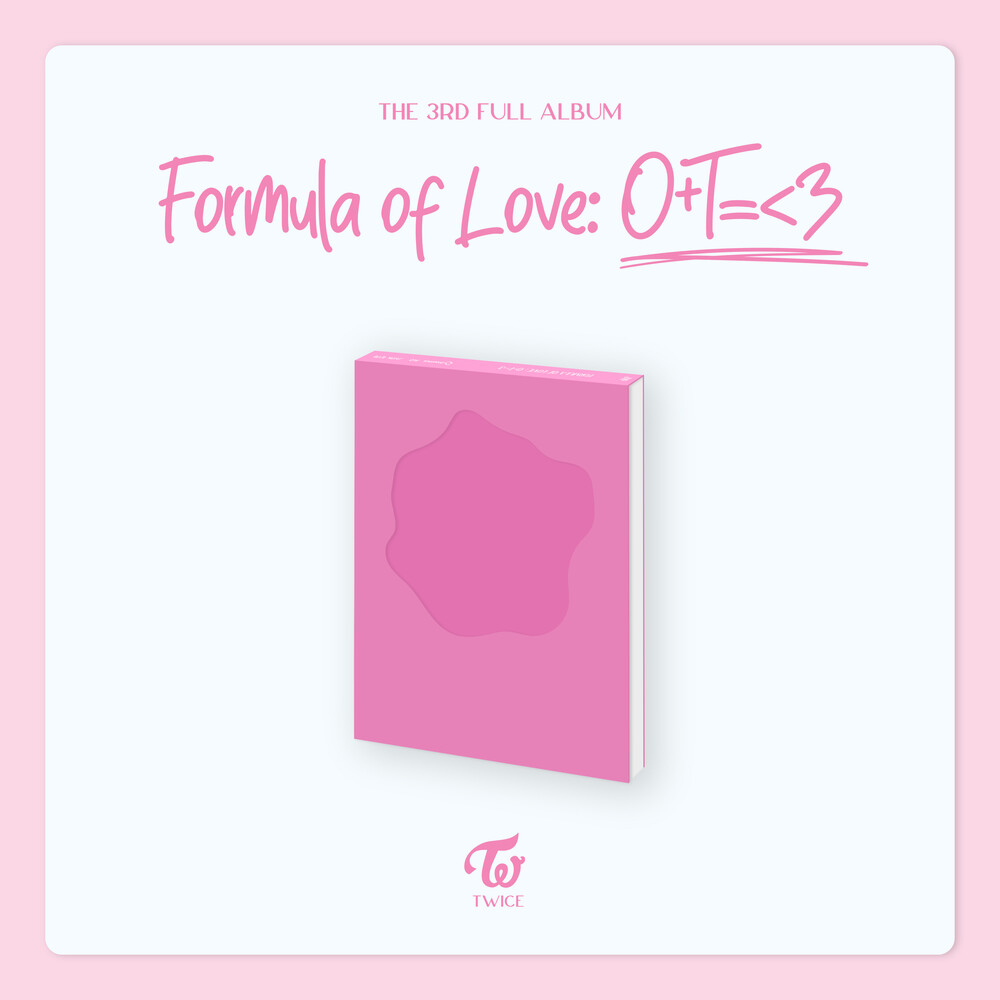 Twice - Formula Of Love: O+T=<3 (Explosion Ver.)