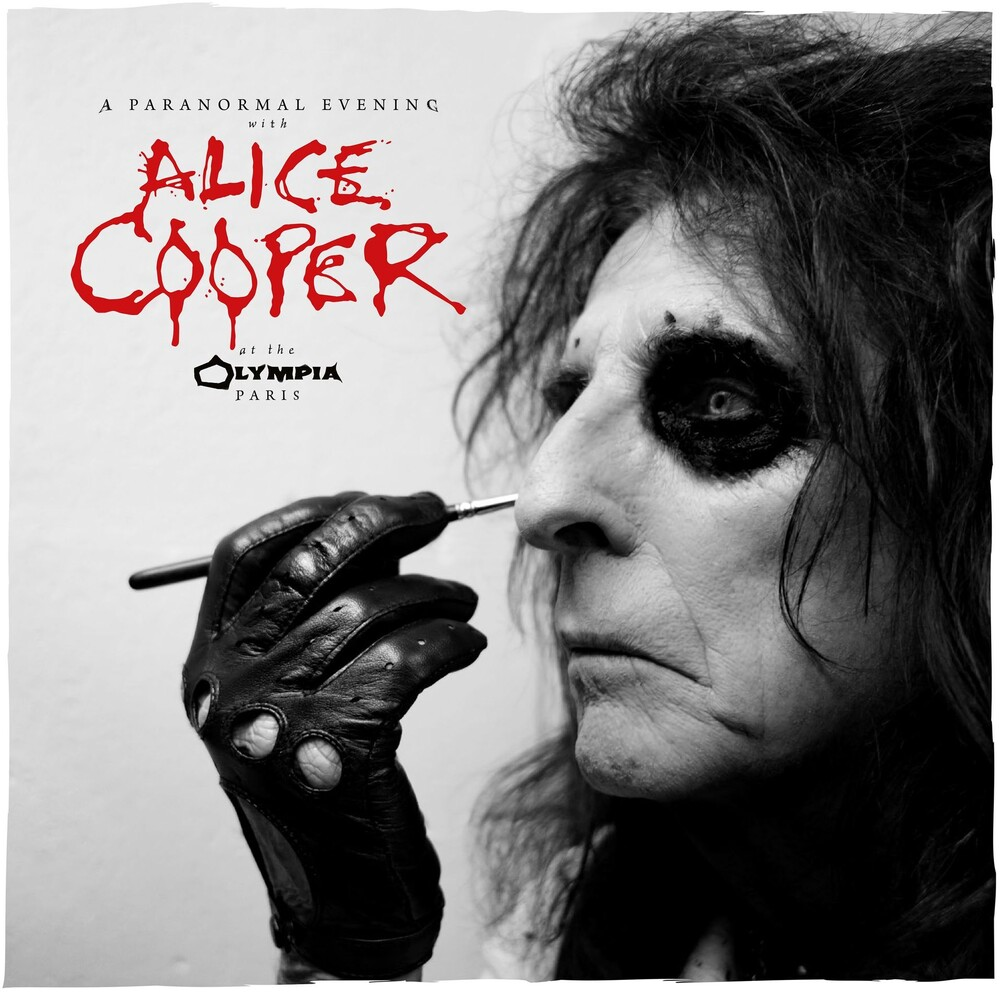 Alice Cooper - A Paranormal Evening At The Olympia Paris [2LP]