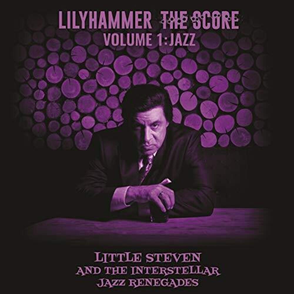 Little Steven - Lilyhammer The Score Volume 1: Jazz [LP]