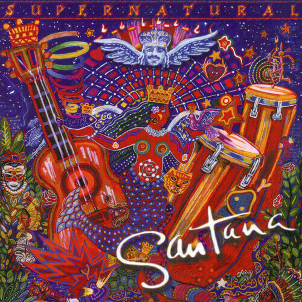 Santana - Supernatural [LP]
