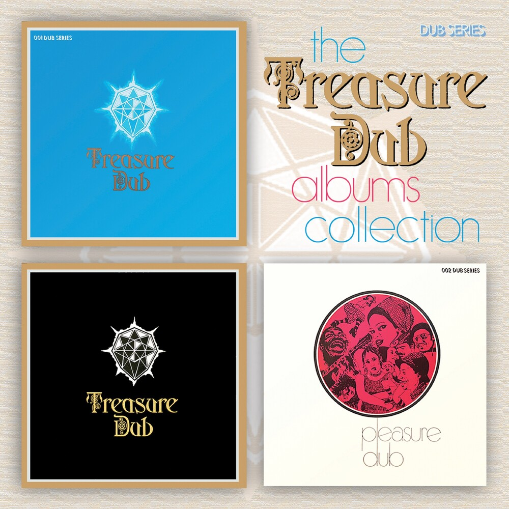 Errol Brown & The Supersonics - Treasure Dub Albums Collection: Expanded Edition