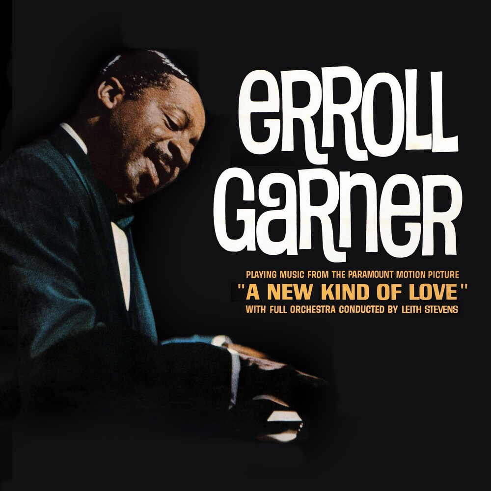 Erroll Garner - New Kind Of Love