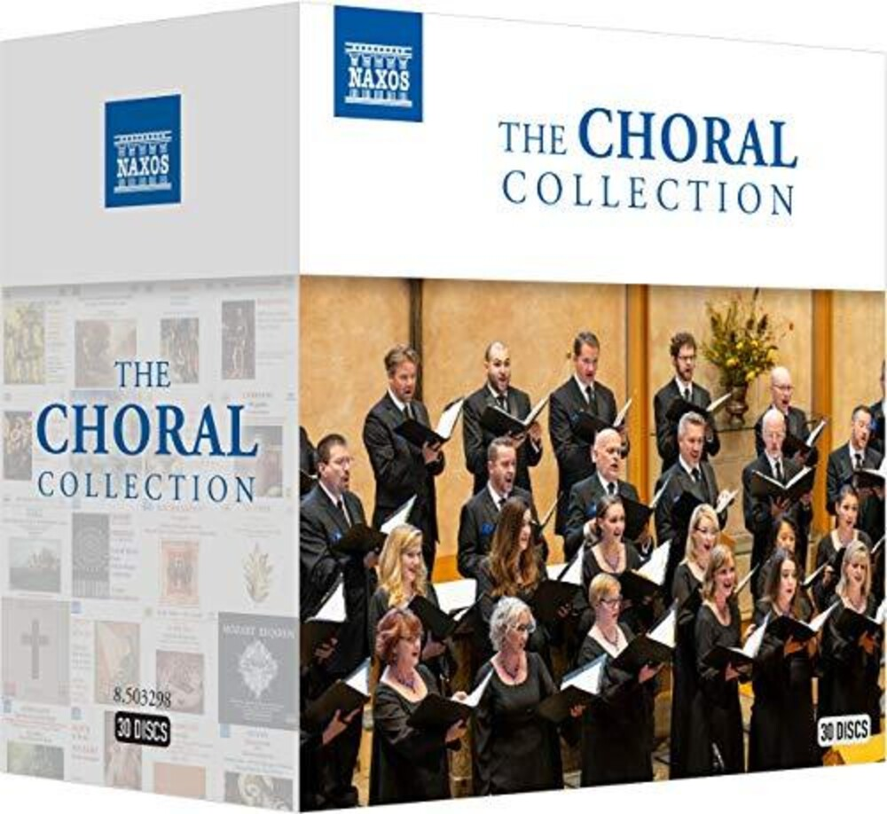 Leclair - Choral Collection (Box)