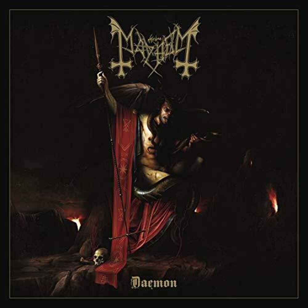 Mayhem - Daemon [LP]