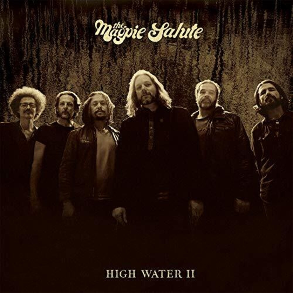 The Magpie Salute - High Water II [LP]