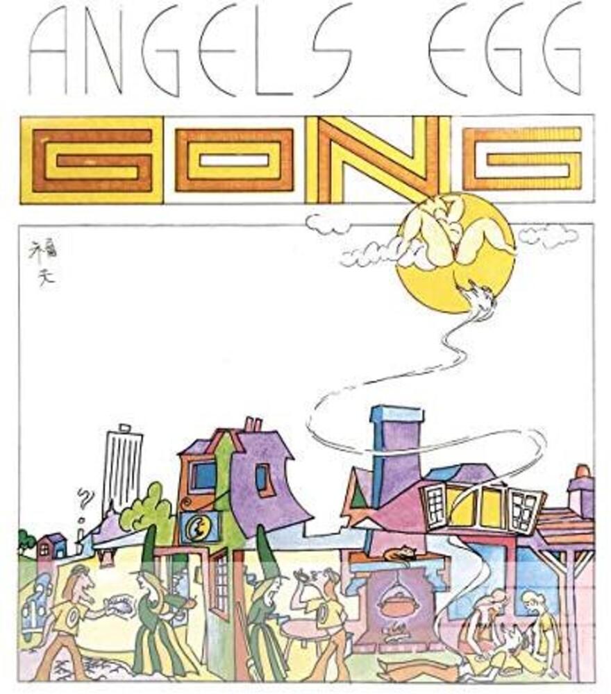Gong - Angels Egg (Uk)